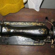 Vand/schimb masina de cusut antica Singer 1904