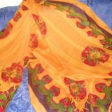 Minunata esarfa indiana - tesatura textila
