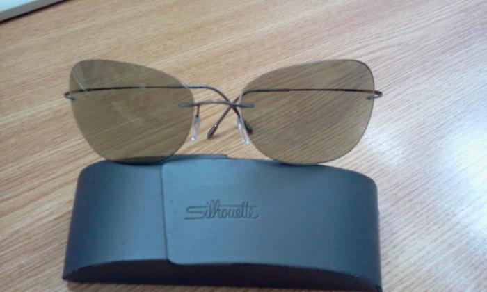 Ochelari de soare Silhouette foto mare