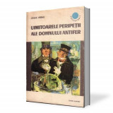 Jules Verne - Uimitoarele Peripetii ale Domnului Antifer - Carte de aventura
