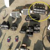 Butoane false - rampa butoane scaune incalzite si tracktion control ESP - se pot monta alte butoane - mondeo mk2 an fabricatie 1996 97 98 99 2000 - Bord auto
