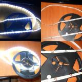 Banda led SMD de interior sau exterior rola 5 metri - Led auto