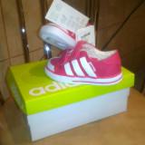 Adidasi copii nr 24 roz, Fete