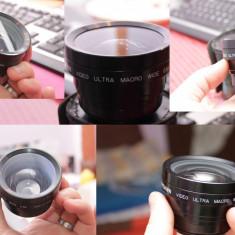 Vand WIDE video RAYDAWN ultra macro - Lentile Camera Video