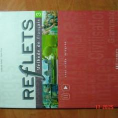 REFLETS METHODE DE FRANCAIS - MANUAL FRANCEZA EDITURA HACHETTE
