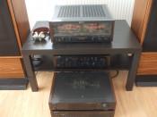 amplificator final/putere sony ta-n 77 es foto