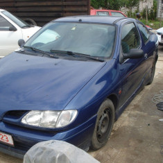 Piese renault megane coupe an 1997, model coupe - Dezmembrari Renault