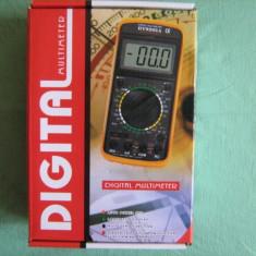 Multimetre - Aparat de MASURA MULTIMETRU VOLTMETRU AMPERMETRU