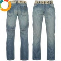 Blugi(Jeans) Lee Cooper-Originali - Blugi barbati Lee Cooper, Marime: 32