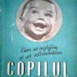 Cum sa ingrijim... si sa educam copilul -Indreptar... Dr. ALFONS FRUCHTER (1949) - Carte Pediatrie