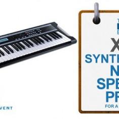 Orga - Vand korg x 50 keyboardul