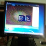 monitor lcd benq de 19 inch