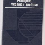 Carti Mecanica - 1B(000) Lazar Dragos-PRINCIPIILE MECANICII ANALITICE