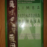 Limba si literatura romana -- clasa a XI- a -- Constanta Barboi - Manual Clasa a XI-a