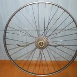 Piese Biciclete - Roata spate cursiera MAVIC baieu