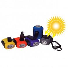 Mini Lanterna solara si cu dinam Frendo XS