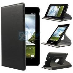 Husa rotativa 360 ASUS MeMO Pad ME172V ME172 + cablu USB OTG + stylus - Husa Tableta Asus, 7 inch
