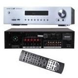 Mixere DJ - AMPLIFICATOR HOME CINEMA 5.1 TUNER+USB/BT