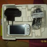 Samsung gt s5560i - Telefon Samsung, Alb, Touchscreen, 5 MP, Micro SD, 2G & 3G