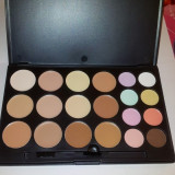 Trusa Machiaj Make-up Profesionala Camuflaj Corectoare 20 Nuante Culori Tip Fraulein38 - Trusa make up