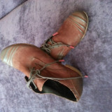 Pantofi piele dama noi - Pantofi dama, Marime: 39, Culoare: Maro, Maro