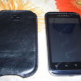 Vand alcatel One touch 991 nou .Telefonul are un display mare de 4.3  ,camera de 3.2 dar face pozele la rezolutie de 5 MP
