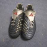 Ghete fotbal adidas Stare: foarte buna, 41 1/3, Gri, Barbati