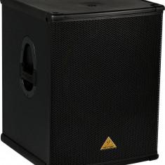 Boxe Behringer - SUBWOOFER BEHRINGER B 1800 X-PRO