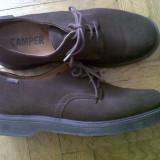 Pantofi Superbi NOI ORIGINALI CAMPER ! SUPER OKAZIE - Pantofi barbati Camper, Marime: 44, Culoare: Moka