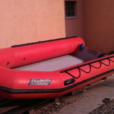 Barca cu motor, An fabricatie: 2006, Pneumatica, Pret negociabil - Vand barca pneumatica DUARRY SR5