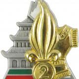 Ordin/ Decoratie, Europa - Franta - Legion Etrangere - Legiunea straina - Reg. 2 Geniu