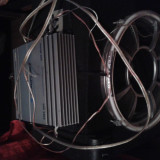 statie sistem subufar boxe neon