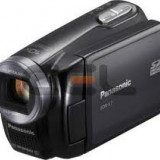 Vand camera video Panasonic sdr s-7, Card Memorie, sub 3 Mpx, CCD, 2 - 3