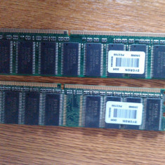 Syncron DDR 2x256 DDR - Memorie RAM Sycron, 256 MB, 333 mhz, Dual channel