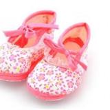 Sandale copii, Fete, Roz - Incaltaminte bebe fetite 0-3 luni