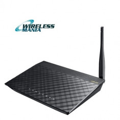 Router Wireless ASUS - N150 (RT-N10E)