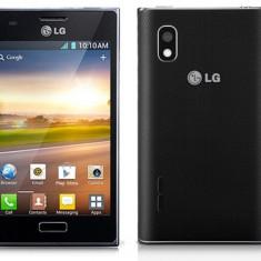 Vand / Schimb LG Optimus L5 ( Samsung, Nokia, Iphone, Xperia, Vodafone RO ) - Telefon mobil LG Optimus L5, Negru