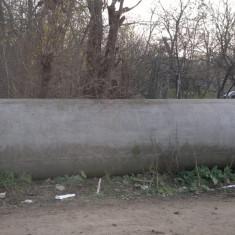 TUB PREFABRICAT PRECOMPRIMAT 1200 INTERIOR, 6.5 M LUNGIME - Otel beton