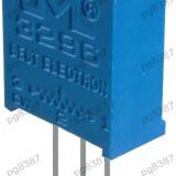 Semireglabil multitura, 2K, implantare verticala 3296-W - 161084