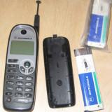 Motorola d520-baterie si tastatura defecta - Telefon Motorola, Negru, Nu se aplica, Vodafone, Fara procesor