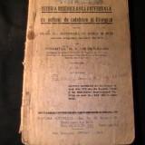 Carti bisericesti - ISTORIA BISERICEASCA UNIVERSALA - CU NOTIUNI DE CATEHISM SI LITURGICA-[CLASA-III-A] -PREOTUL N. V. HODOROABA-1937-