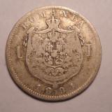 Monede Romania - 1 leu 1894 1