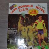 Cartonas de colectie - Album stickere fotbalisti SUA 94 complet 100%