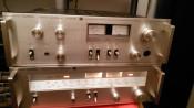 Amplificator+tuner SABA foto