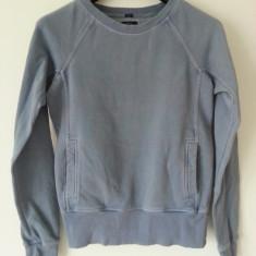 Bluza dama Superdry, originala, noua cu etichete, Marime: S, Culoare: Din imagine, Maneca lunga, Casual, Bumbac
