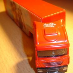 Camion Iveco, Coca Cola (remorca este 3D)