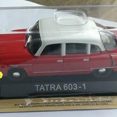 Macheta auto, 1:43 - Macheta metal DeAgostini - Tatra 603-1 - NOUA, SIGILATA - Masini de Legenda