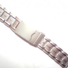 Bratara ceas inox, diferite latimi(10mm-32mm), dar si bratari elastice.