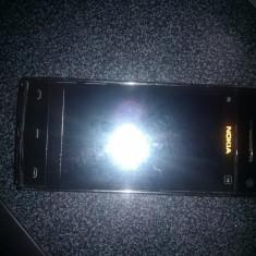Nokia x6 16GB - Telefon mobil Nokia X6, Negru