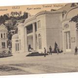 carte postala(colectie)- CLUJ-Teatrul Maghiar